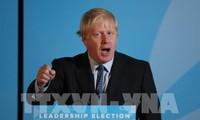 นาย บอริส จอห์นสัน ได้รับเลือกให้ดำรงตำแหน่งนายกรัฐมนตรีอังกฤษ