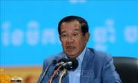 นายกรัฐมนตรีกัมพูชาเรียกร้องให้ร่วมกันต่อต้านการก่อการร้าย