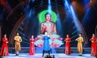 """รายการศิลปะ """"ภูมิใจปิตุภูมิเวียดนาม"""" สรรเสริญคุณค่าแห่งคุณธรรมพื้นเมืองของประชาชาติ"""