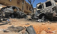UN condemns attacks on civilian areas of Libya