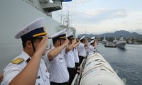 ADMM-Plus security exercise concludes in Singapore