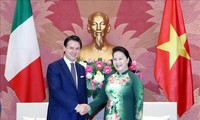 Italian PM voices support for Vietnam's UNSC candidacy