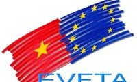 Vietnam, EU to sign free trade agreement on Sunday in Hanoi
