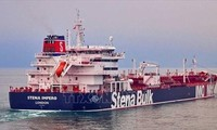 UK, Iran express tough stance over ships seizure