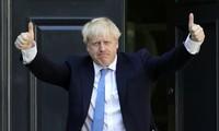 World leaders congratulate new UK PM