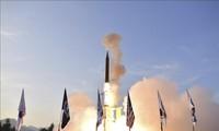 Israel tests missile defense system