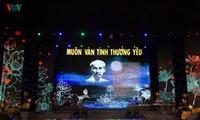 "VOV ready for ""Boundless love"" program honoring President Ho Chi Minh"