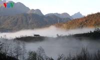 Mây luồn tuyệt đẹp ở Sa Pa