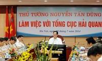 Ngành Hải quan tạo thuận lợi cho hoạt động thương mại, thúc đẩy tăng trưởng hoạt động xuất nhập khẩu
