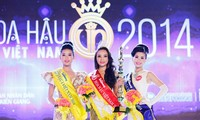 Nguyễn Cao Kỳ Duyên đăng quang Hoa hậu Việt Nam năm 2014