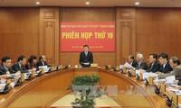 Chủ tịch nước Trương Tấn Sang chủ trì phiên họp thứ 19 Ban Chỉ đạo Cải cách tư pháp Trung ương
