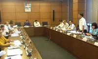 Quốc hội thảo luận về dự án Bộ luật tố tụng dân sự và dự thảo Luật thú y