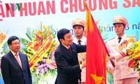 Chủ tịch nước trao tặng Huân chương Sao Vàng lần thứ 2 cho ngành ngoại giao