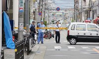Một người Việt tử vong trong vụ tấn công bằng dao đẫm máu ở Nhật