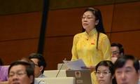 Quốc hội làm rõ những nội dung còn ý kiến khác nhau trong dự thảo Bộ luật dân sự (sửa đổi)