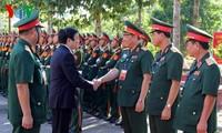 Kỷ niệm 70 năm ngày truyền thống Lực lượng vũ trang Quân khu 9 (10/12/1945 -10/12/2015)