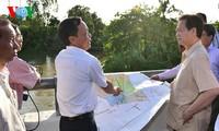 Thủ tướng Nguyễn Tấn Dũng yêu cầu không để người dân bị thiệt hại do hạn hán và ngập mặn