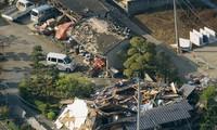 Việt Nam chia sẻ với Nhật Bản những tổn thất do động đất gây ra