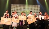 Bế mạc cuộc thi giọng ca sinh viên Việt Nam tại Melbourne