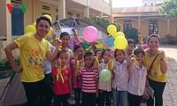 Chung tay giúp trẻ bị ảnh hưởng bởi HIV hòa nhập cộng đồng
