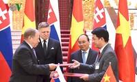 Tuyên bố chung Việt Nam - Slovakia