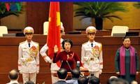 Bà Nguyễn Thị Kim Ngân tuyên thệ nhậm chức Chủ tịch Quốc hội khóa XIV