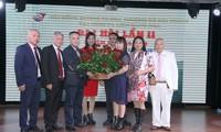 Đại hội lần thứ II Hội đồng hương TP Hoa phượng đỏ Hải Phòng tại Moskva