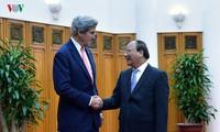 Hợp tác kinh tế, thương mại, đầu tư tiếp tục là trọng tâm và động lực của quan hệ Việt Nam-Hoa Kỳ