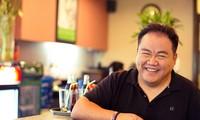 Jimmy Phạm, Việt kiều Australia chiến thắng giải thưởng uy tín  POSCO TJ PARK