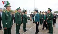 Đồn biên phòng Pa Tần, Lai Châu giúp đỡ cho người dân có cuộc sống ổn định về kinh tế