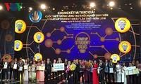 Chung kết toàn quốc và trao giải cuộc thi Sáng tạo khởi nghiệp sinh viên