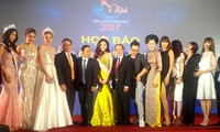 Việt Nam lần đầu tiên tổ chức cuộc thi Hoa hậu Hữu nghị ASEAN 2017