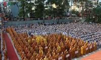 Các hoạt động Đại lễ Phật đản Phật lịch 2561 - Dương lịch 2017