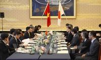 Phiên họp lần thứ 9 Ủy ban hợp tác Việt - Nhật