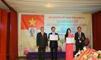 Đại hội lần thứ VIII Hội người Việt Nam tỉnh Odessa, Ucraina thành công tốt đẹp