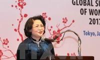 Bế mạc Hội nghị Thượng đỉnh Phụ nữ Toàn cầu