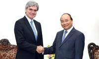 Siemens sẵn sàng hợp tác với Việt Nam trong phát triển cuộc cách mạng công nghiệp lần thứ 4