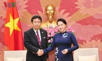 Việt Nam mong muốn phát triển toàn diện và thực chất hơn nữa với Nhật Bản