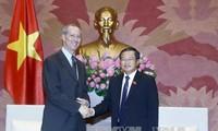 Tăng cường quan hệ hợp tác Quốc hội hai nước Việt Nam - Hoa Kỳ