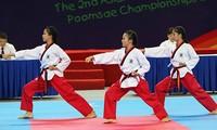 Khai mạc Giải vô địch Taekwondo thiếu niên châu Á lần thứ 2