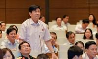 Quốc hội thảo luận về thực hiện kế hoạch phát triển kinh tế- xã hội