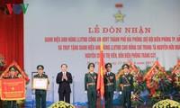 Bộ đội Biên phòng TP Hải Phòng được tặng danh hiệu Đơn vị Anh hùng Lực lượng vũ trang nhân dân