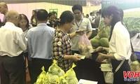 Khai mạc hội chợ quốc tế nông sản và thực phẩm Việt Nam 2017