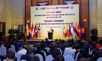 Công bố kết quả hội nghị Quan chức cấp cao ASEAN lần thứ 38 về vấn đề ma túy