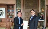Phát triển tiềm năng quan hệ Việt Nam - Marocco