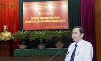 Mặt trận Tổ quốc Việt Nam và các tổ chức chính trị-xã hội với công tác đền ơn đáp nghĩa