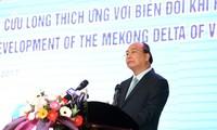 Thủ tướng Nguyễn Xuân Phúc nêu tầm nhìn phát triển cho Đồng bằng Sông Cửu Long