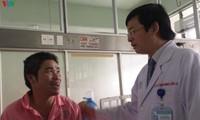 Chương trình phẫu thuật miễn phí ung thư bằng robot