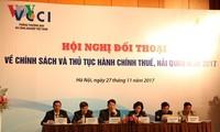 Cải cách chính sách thuế, hải quan giúp môi trường kinh doanh Việt Nam thăng hạng