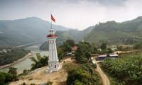 Lào Cai: Khánh thành Cột cờ Lũng Pô